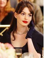 Anne Hathaway in The Devil Wears Prada. Click image to expand.