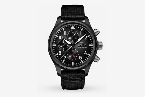 IWC Pilot's Watch Chronograph TOP GUN