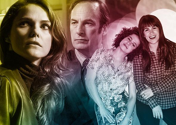 The Americans, Better Call Saul, Broad City.