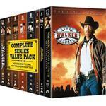 """Complete series of """"Walker, Texas Ranger""""."""