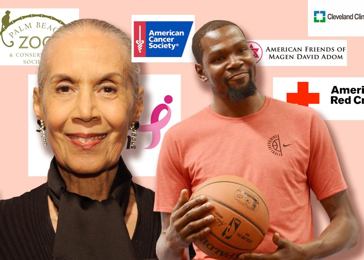 Businesses and people like Carmen de Lavallade and American basketball player for the Golden State Warriors Kevin Durant are protesting the president's recent comments by pulling out of events.