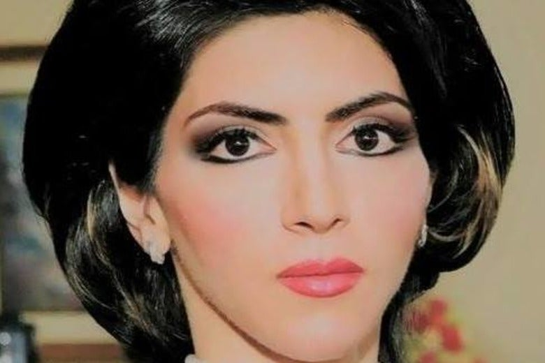 Alleged YouTube shooter Nasim Aghdam.