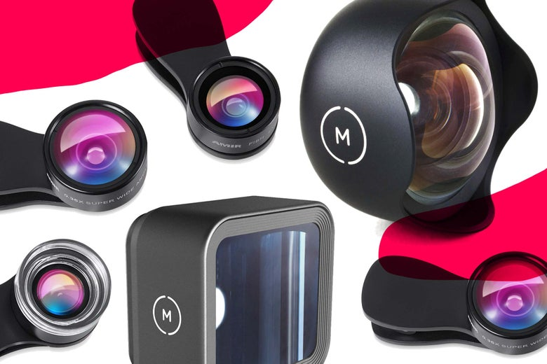 How Lens Attachments Make Your Smartphone Camera Better