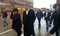 Rick Perry in Iowa.
