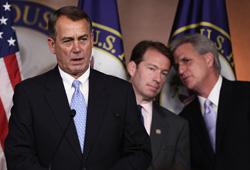 John Boehner. Click to expandi image.