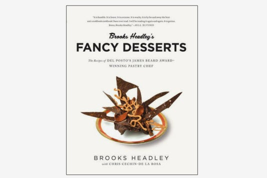 Brooks Headley's Fancy Desserts.