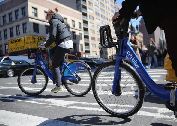 CitiBike safety record