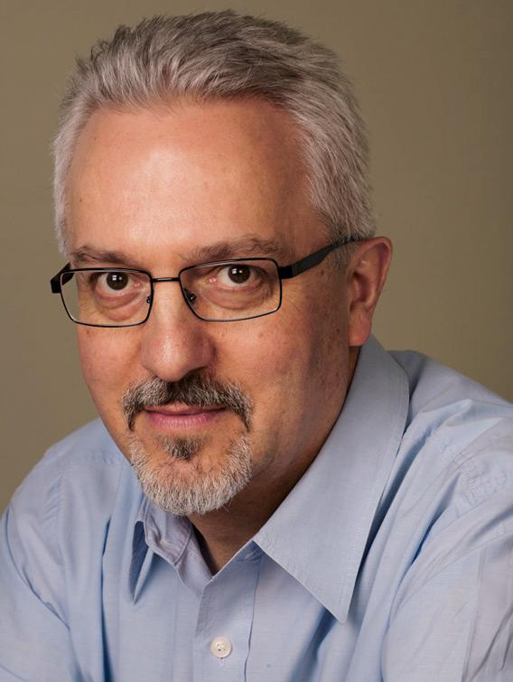 Photograph of Alan Hollinghurst.