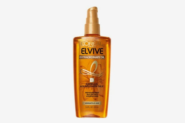 L'Oreal Elvive Extraordinary Oil Deep Nourishing Treatment.