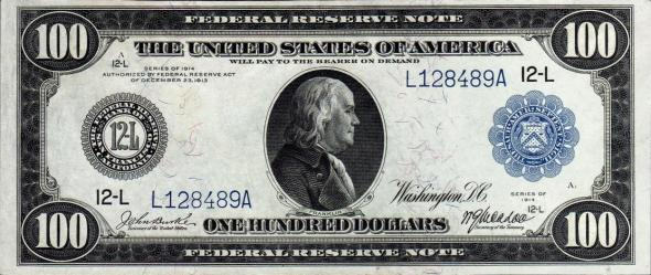 New $100 bill: A century's worth of changes to the iconic