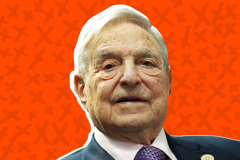 Financier and philanthropist George Soros on June 8.