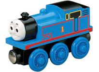 Thomas the Tank Engine. Click image to expand.