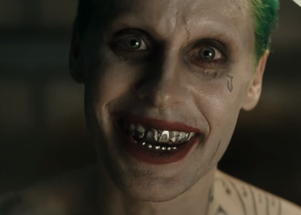 Suicide Squad trailer's creepy Bee Gees cover: Why pop songs