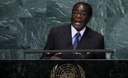 Robert Mugabe. Click image to expand.