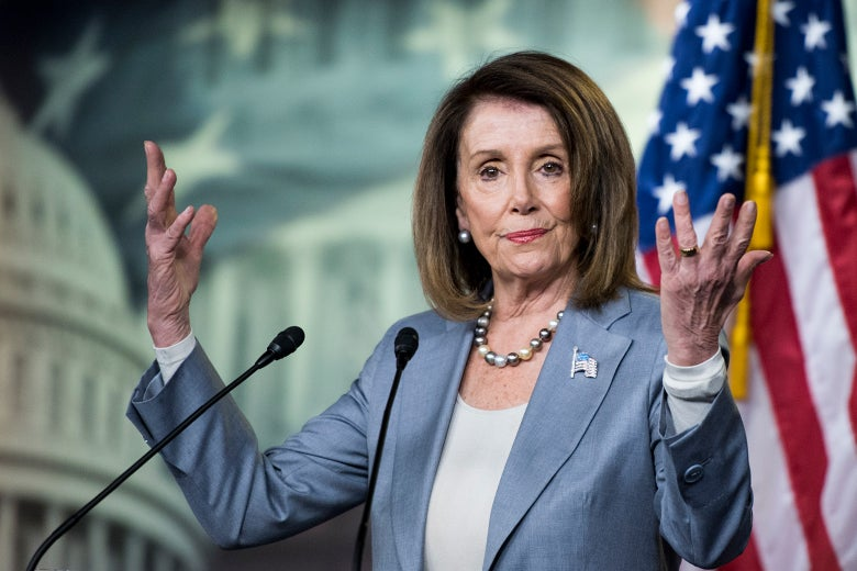 How Nancy Pelosi Can Expose Trump and Barr's Extraordinary Power Grab