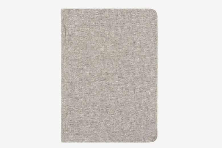 Zhi Jin Classic Thick Cloth Linen Notebook