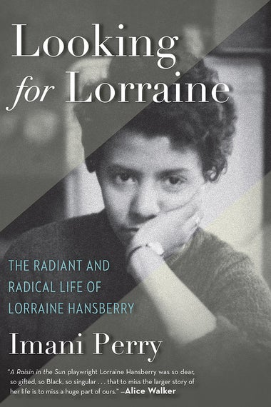 The cover for Looking For Lorraine.