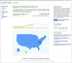 Google Flu Trends.