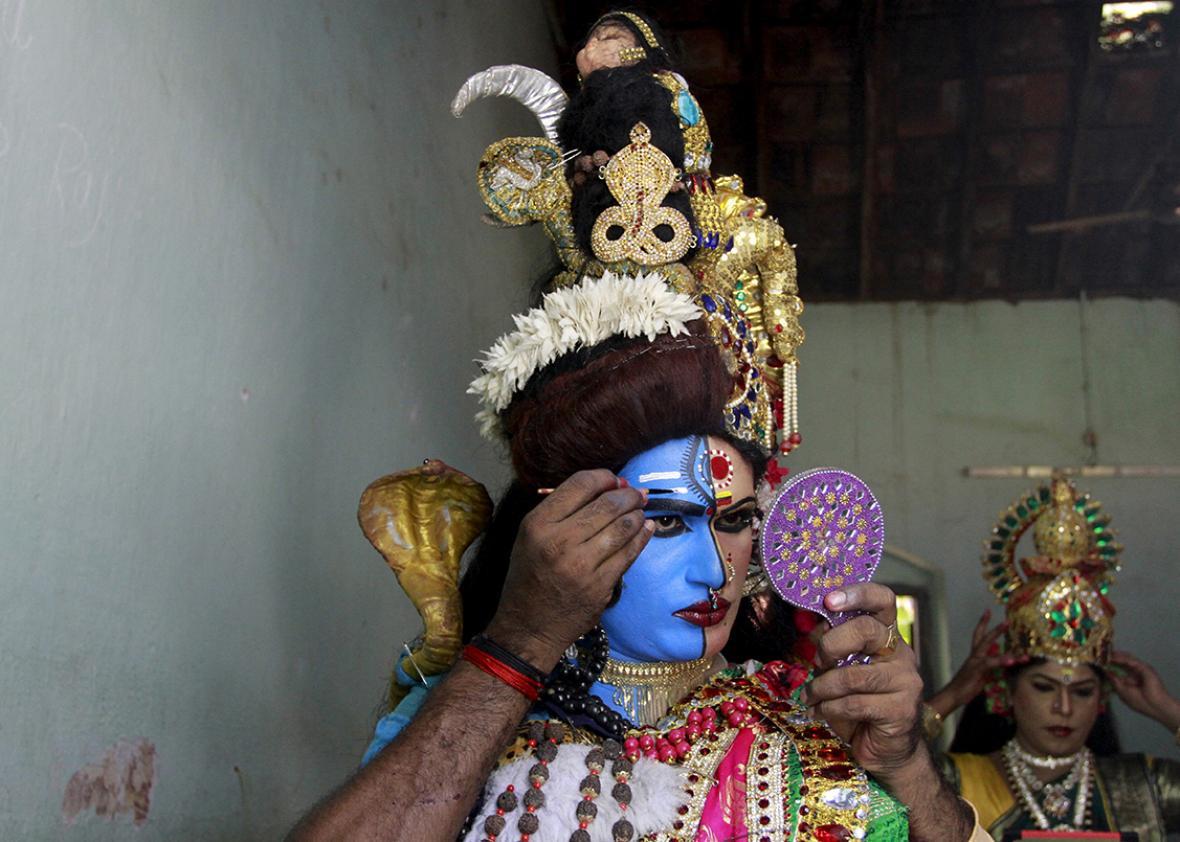 INDIA-CULTURE/