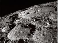 Do you need special permission to land something on the moon?