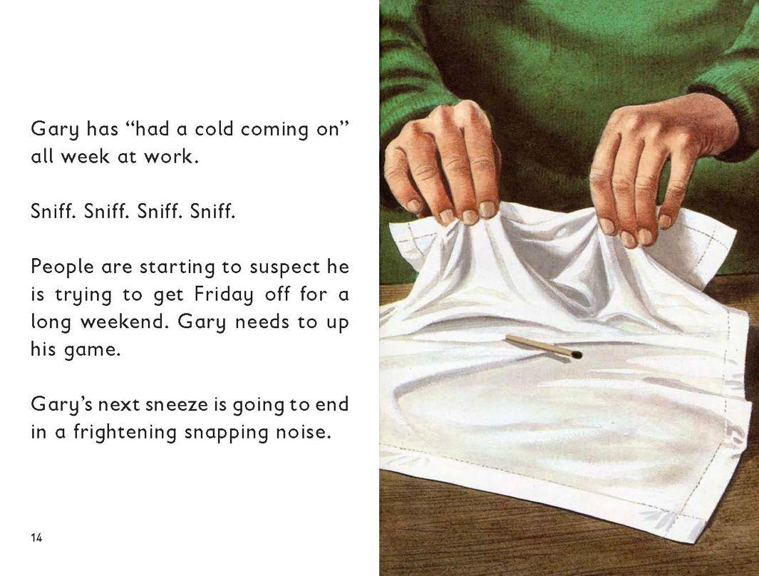 Spreads from Ladybird Book of The Sickie_Page_2