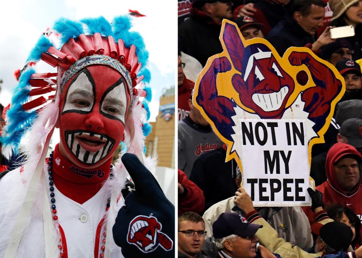 cleveland indians promo.