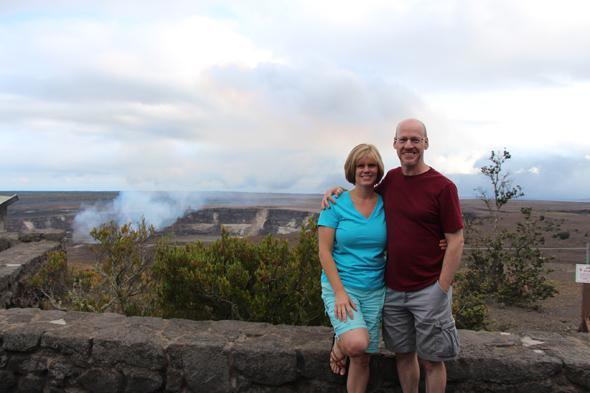 Mauna Kea venting