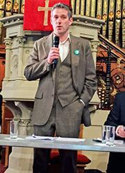 Greens' David Malone