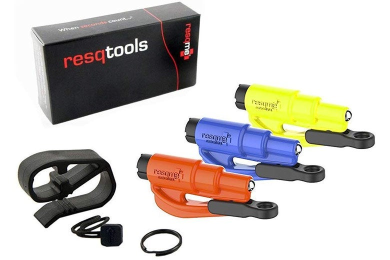 Car escape tools
