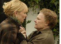 Cate Blanchett and Judi Dench in Notes on a Scandal. Click image to expand.