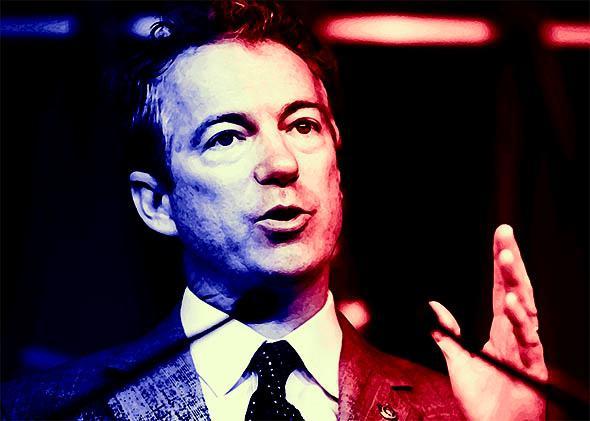 Sen. Rand Paul, R-Ky.