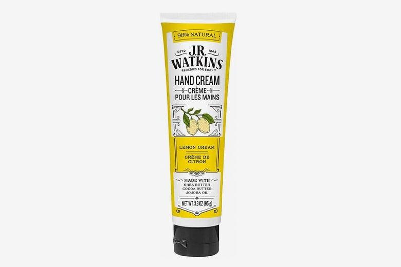 J.R. Watkins Shea Butter Lemon Cream Hand Cream