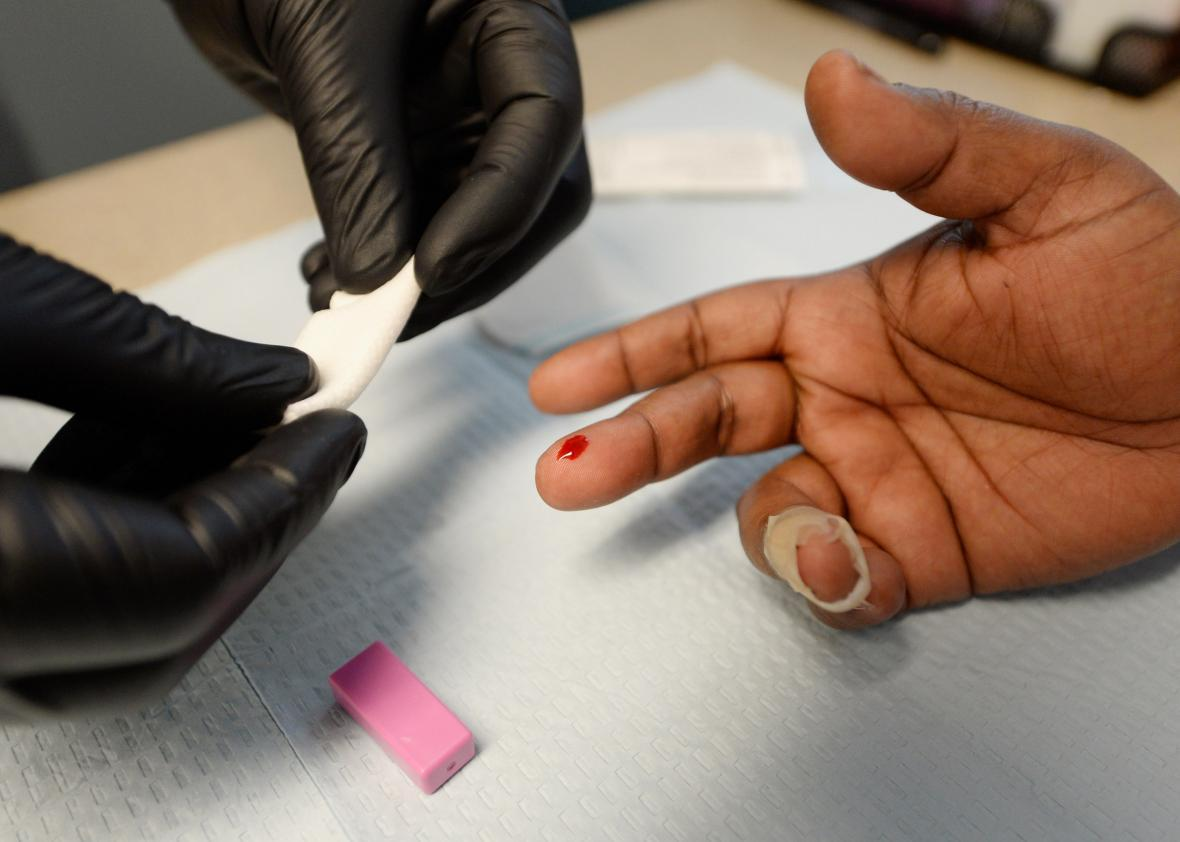CDC releases alarming HIV diagnosis projections for black and Latino queer men.