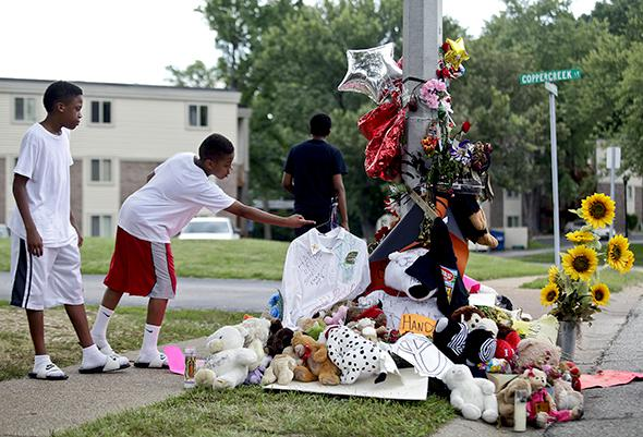 Ferguson, Missouri August 19, 2014