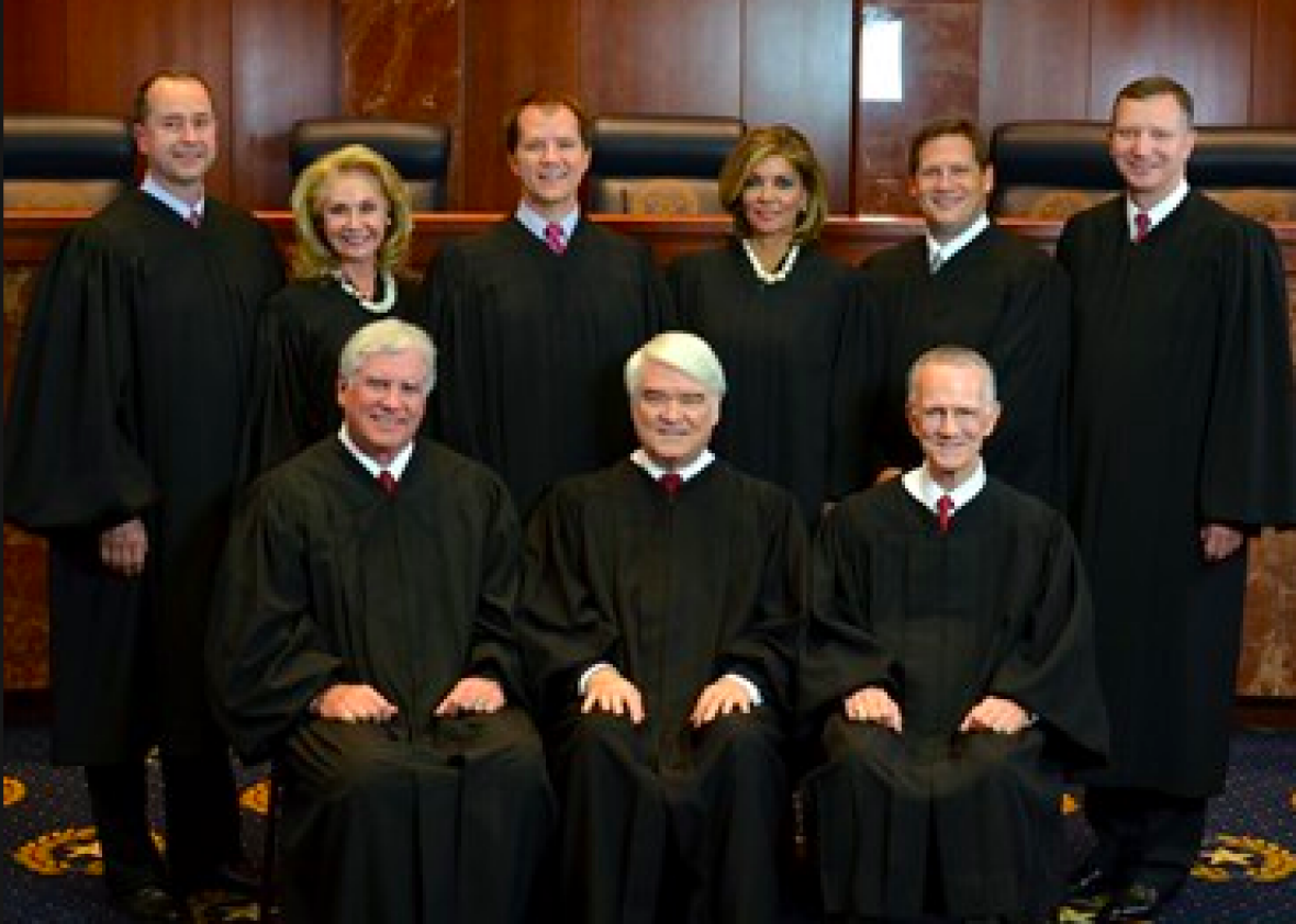 Texas Supreme Court puts Houston LGBT rights ordinance in danger.