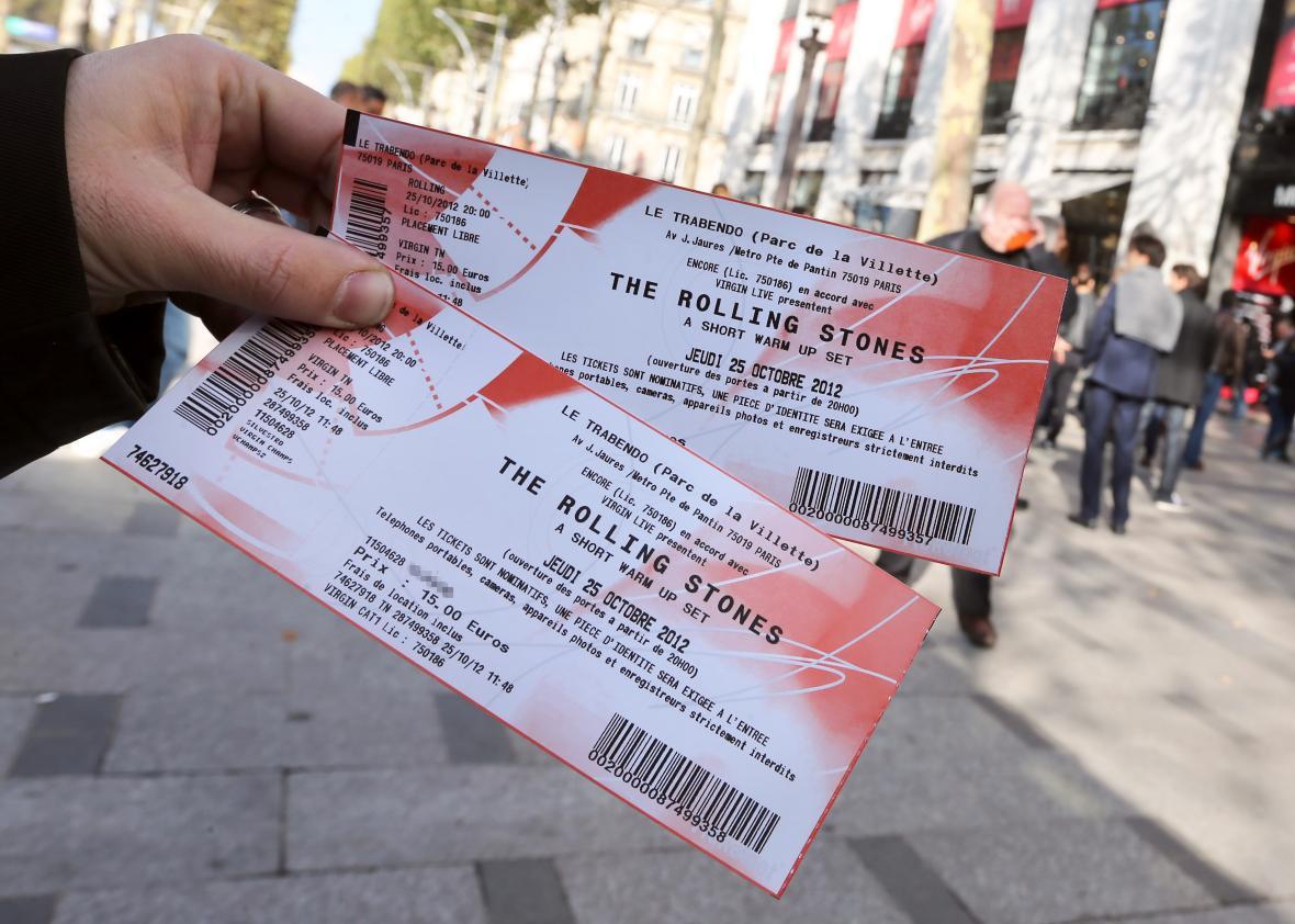 The concert ticket industry is still broken.