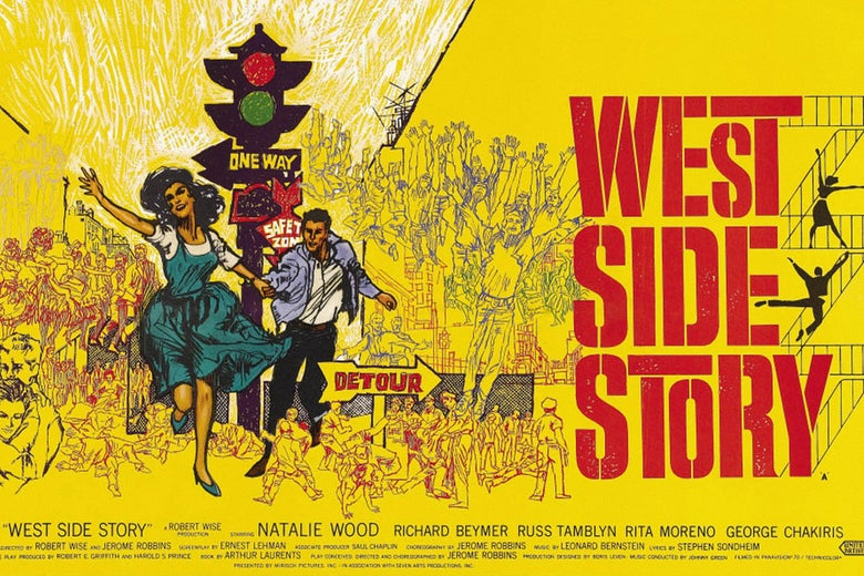 The Story of West Side Story