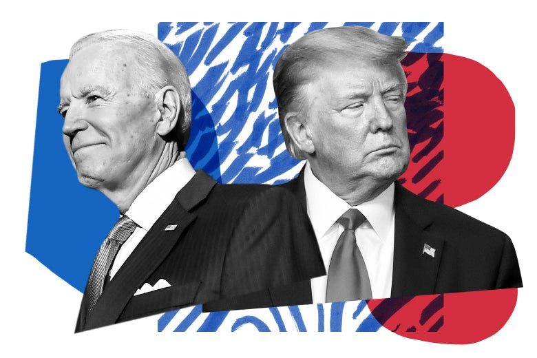 The Surge: how Biden and Trump are doing in the swing states.