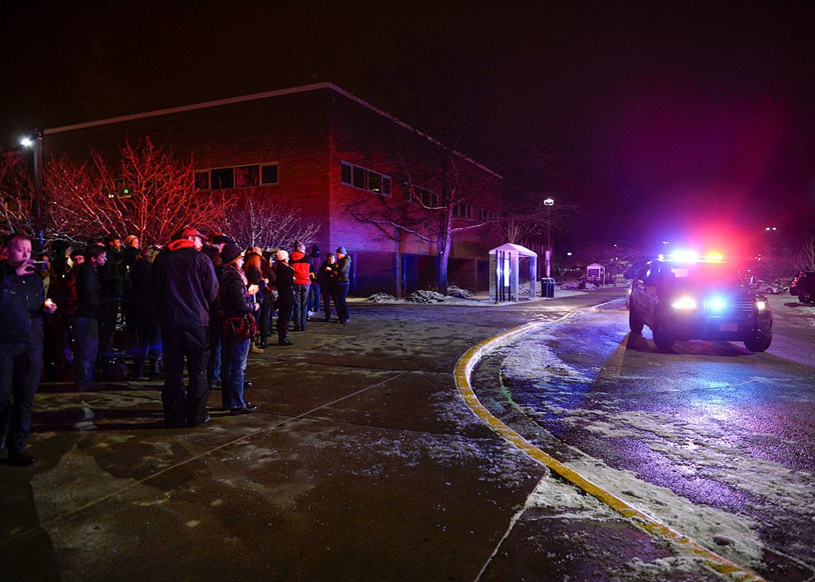 Colorado Springs planned parenthood shooting.