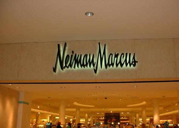 Neiman Marcus says hackers stole customers' credit card data.