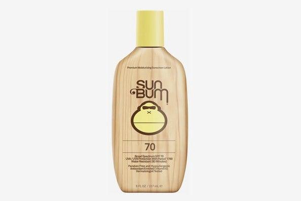 Sun Bum Original Moisturizing Sunscreen SPF 70 Lotion
