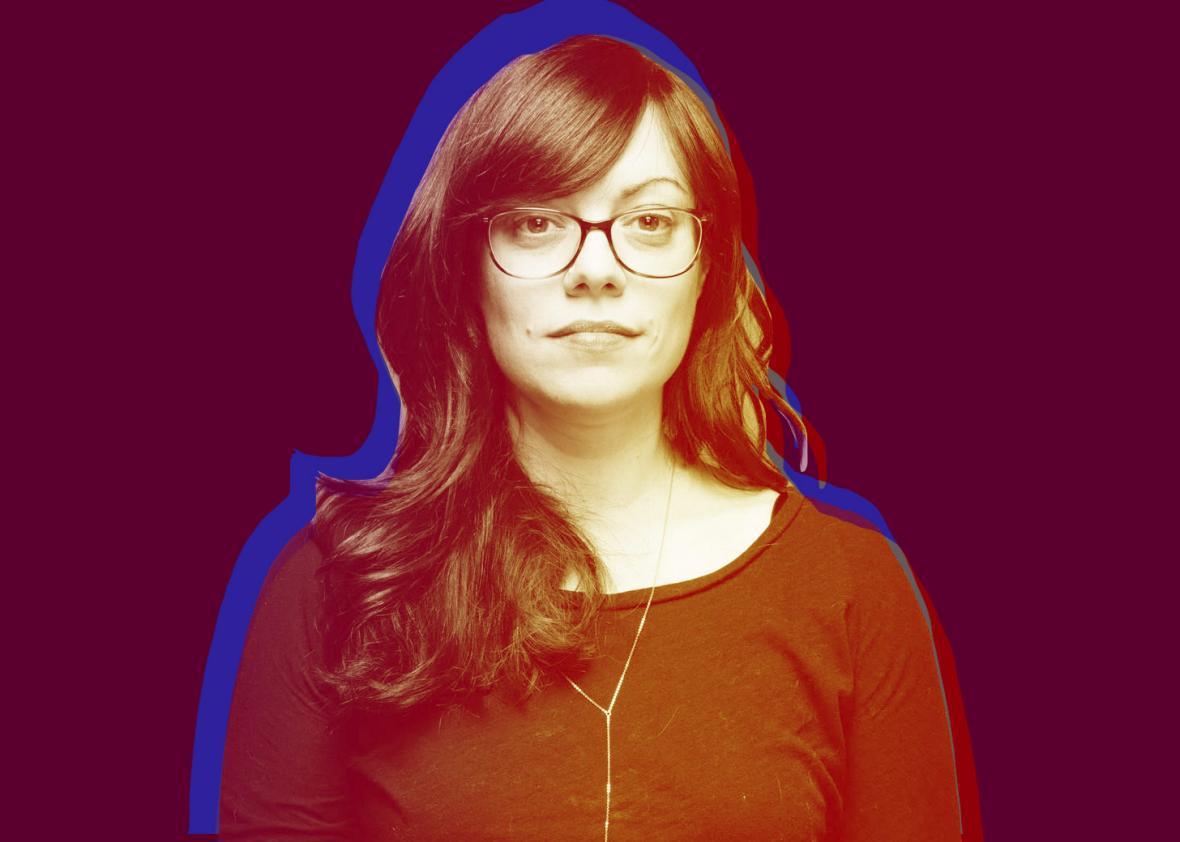 Author Michelle Dean