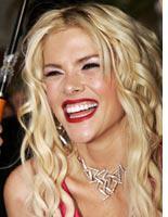 Anna Nicole Smith. Click image to expand.