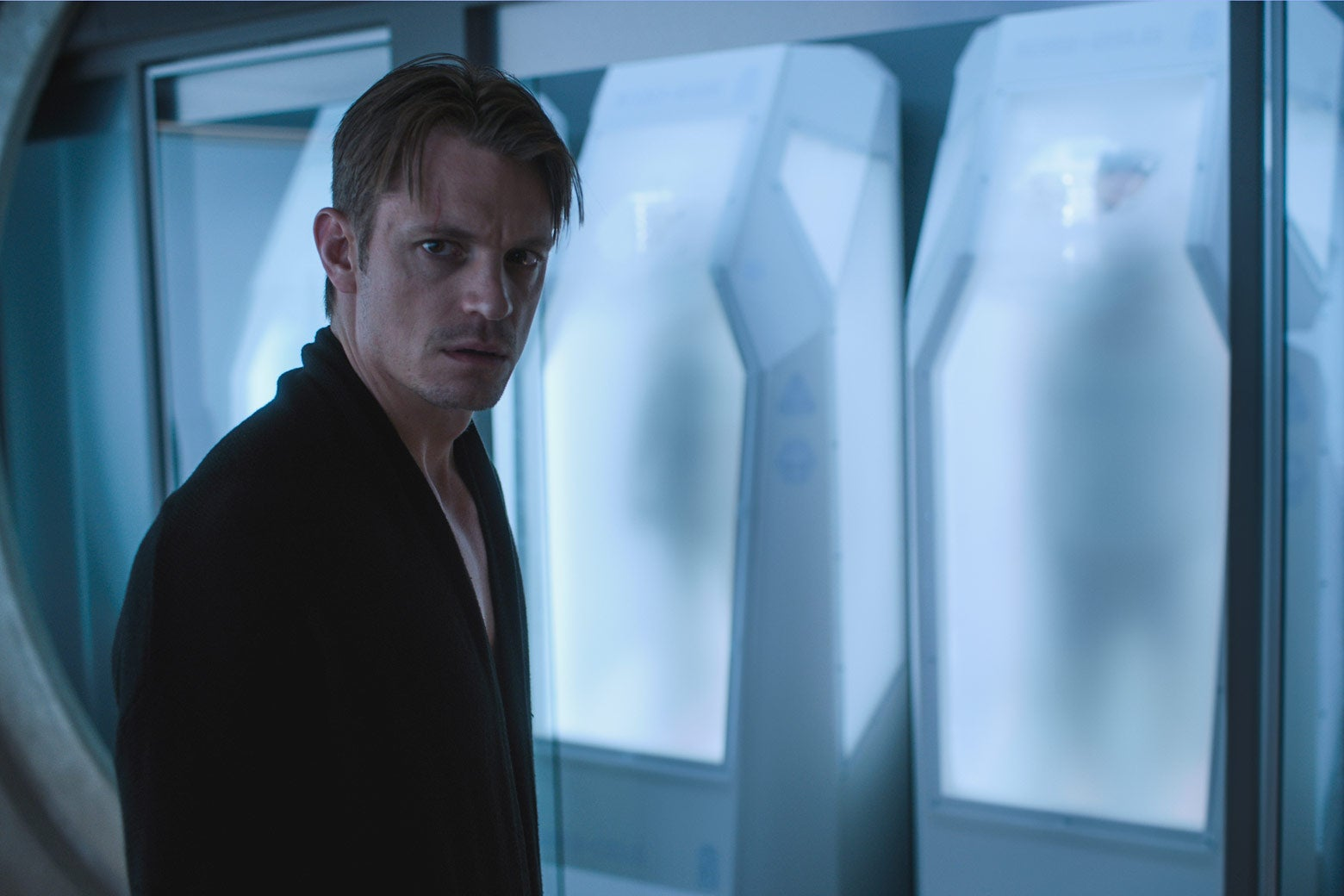 Still from Altered Carbon.