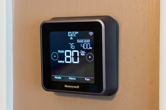 Honeywell Touchscreen Thermostat