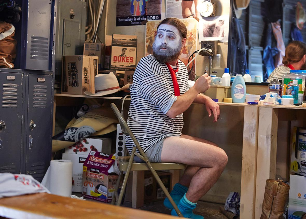 Zach Galifianakis as Baskets.