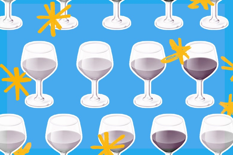 The Philosophical Case Against the White-Wine Emoji