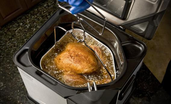 Deep Fried Turkey Recipe Why You Should Never Cook Your