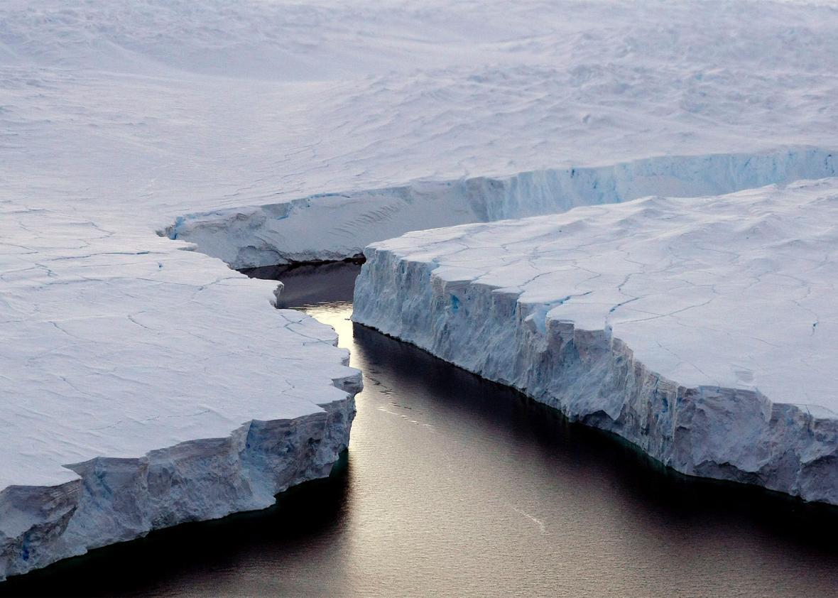 Iceberg Break