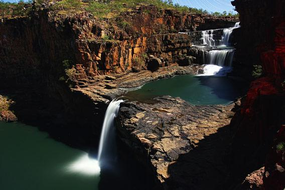 Mitchell Falls by Mike Salway